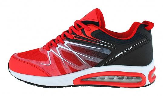Art 414 Neon Luftpolster Turnschuhe Schuhe Sneaker Sportschuhe Neu Herren - Vorschau 3