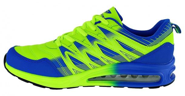 Art 479 Neon Turnschuhe Airsoft Schuhe Sneaker Sportschuhe Neu Herren - Vorschau 3