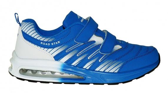 Art 262 Blue Klett Turnschuhe Schuhe Sneaker Sportschuhe Neu Herren - Vorschau 2