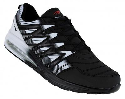 Art 836 Fashion Luftpolster Turnschuhe Schuhe Sneaker Sportschuhe Laufschuhe