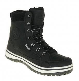 Art 645 Winterstiefel Damenstiefel Boots Stiefel Winterschuhe Schuhe Neu Damen