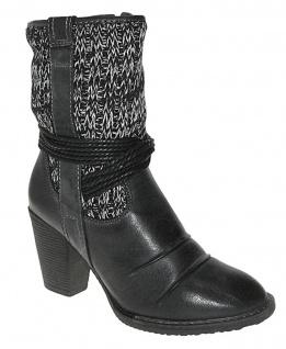 Art 939 Winterstiefel Damenstiefel Boots Stiefel Winterschuhe Schuhe Neu Damen