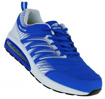 Art 621 LUFTPOLSTER Turnschuhe Schuhe Sneaker Sportschuhe Neu