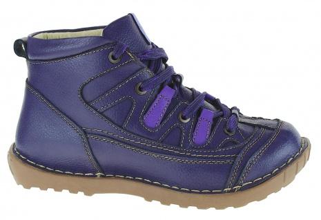 Art 913 Winterstiefel LEDER Damenstiefel Boots Stiefel Winterschuhe Schuhe Damen - Vorschau 2
