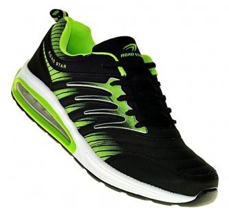 Art 241 LUFTPOLSTER Turnschuhe Schuhe Sneaker Sportschuhe Neu - Vorschau 1