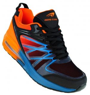 Art 800 Neon Turnschuhe Schuhe Sneaker Sportschuhe Luftpolstersohle Unisex