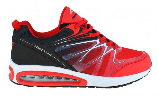 Art 414 Neon Luftpolster Turnschuhe Schuhe Sneaker Sportschuhe Neu Herren - Vorschau 2