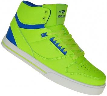 High Top Basketballschuhe Schuhe Sneaker Skater Skaterschuhe Damen Herren 006 - Vorschau 3