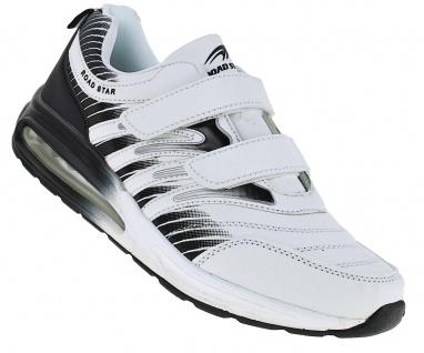Art 308 Klett Neon LUFTPOLSTER Turnschuhe Schuhe Sneaker Sportschuhe Neu