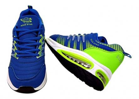 Art 341 Neon Turnschuhe Schuhe Sneaker Sportschuhe Neu UNISEX - Vorschau 3