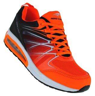 Art 250 Neon Turnschuhe Schuhe Sneaker Sportschuhe Luftpolstersohle Herren