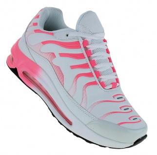 Art 292 Neon Luftpolster Turnschuhe Schuhe Sneaker Sportschuhe Neu Damen