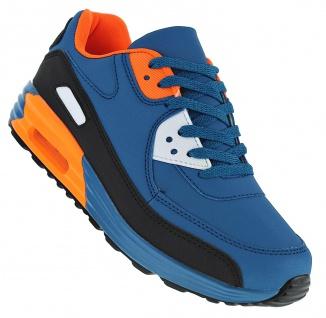 Art 809 Neon Turnschuhe Schuhe Sneaker Sportschuhe Neu Herren