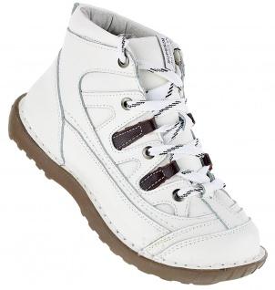 Art 116 Winterstiefel LEDER Damenstiefel Boots Stiefel Winterschuhe Schuhe Damen