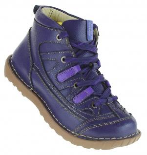 Art 913 Winterstiefel LEDER Damenstiefel Boots Stiefel Winterschuhe Schuhe Damen - Vorschau 1