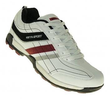 Art 727 Turnschuhe Schuhe Sneaker Sportschuhe Neu Herren Übergröße