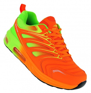 Art 274 Turnschuhe Schuhe Sneaker Sportschuhe Luftpolstersohle Herren Damen