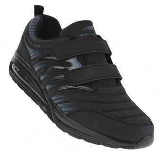 Art 713 Klett Neon LUFTPOLSTER Turnschuhe Schuhe Sneaker Sportschuhe Neu