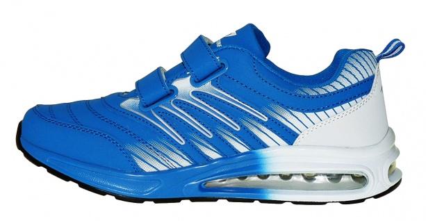 Art 262 Blue Klett Turnschuhe Schuhe Sneaker Sportschuhe Neu Herren - Vorschau 3
