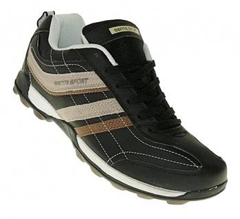 Art 544 Turnschuhe Schuhe Sneaker Sportschuhe Neu Herren Übergröße