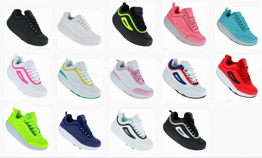 Fitnessschuhe Sport Schuhe 14 Farben Gesundheitsschuhe Damen Herren Sneaker 092