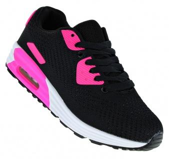 Art 212 Neon Sneaker Turnschuhe Schuhe Sportschuhe Neu Damen