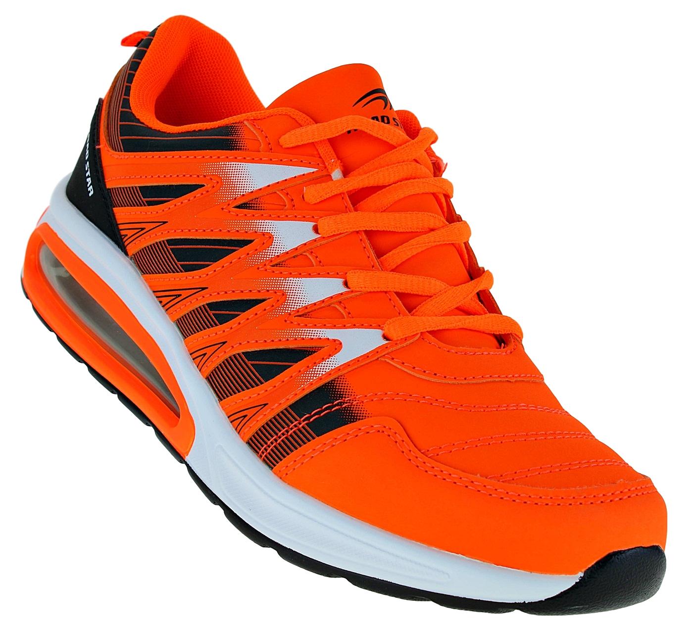 Sportschuhe Sneaker 220 Turnschuhe Art LUFTPOLSTER Schuhe Neon Neu Herren 6YfgybvI7