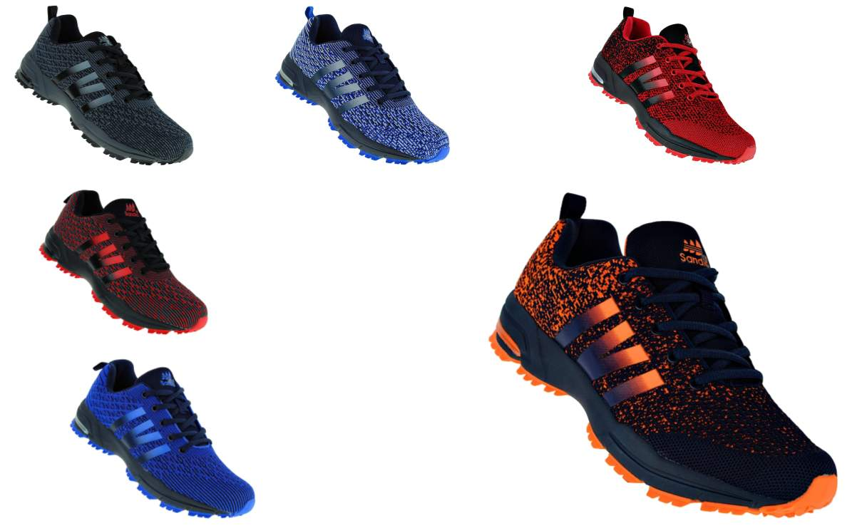 V Style Fashion Neon Turnschuhe Schuhe Sneaker Sportschuhe Neu Herren 026