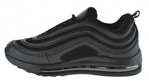 Art 526 Neon Turnschuhe Schuhe Sneaker Sportschuhe Luftpolstersohle Herren - Vorschau 3