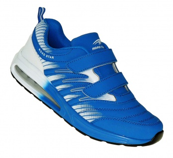 Art 262 Blue Klett Turnschuhe Schuhe Sneaker Sportschuhe Neu Herren