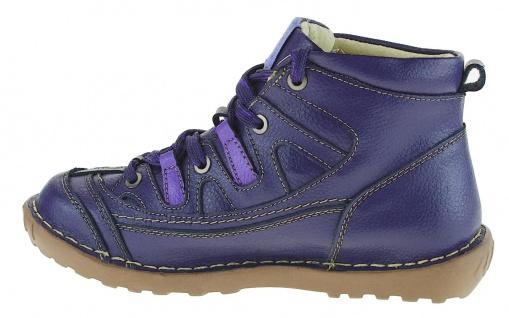 Art 913 Winterstiefel LEDER Damenstiefel Boots Stiefel Winterschuhe Schuhe Damen - Vorschau 3