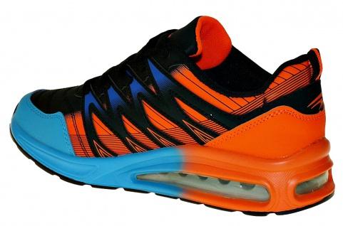 Art 236 Neon Turnschuhe Schuhe Sneaker Sportschuhe Neu Herren Damen - Vorschau 3