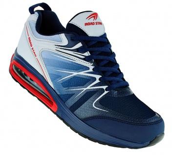 Art 855 Neon Turnschuhe Schuhe Sneaker Sportschuhe Luftpolstersohle Herren - Vorschau 1
