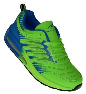 Art 902 Neon Turnschuhe Schuhe Sneaker Sportschuhe Neu UNISEX - Vorschau 1