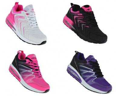 Sexy Damen Turnschuhe Schuhe Sneaker Sportschuhe Luftpolstersohle 072