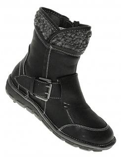 Art 474 Winterstiefel Damenstiefel Boots Stiefel Winterschuhe Schuhe Neu Damen