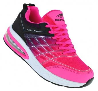 Art 293 Turnschuhe Schuhe Sneaker Sportschuhe Luftpolstersohle Damen