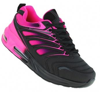 Art 823 Turnschuhe Schuhe Sneaker Sportschuhe Luftpolstersohle Damen
