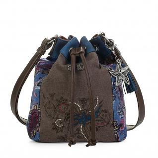SKPAT Handtasche Für Damen Henkeltasche Schultertasche Bucket Bag Einkaufen Oder Reisen 95682 - Vorschau 4