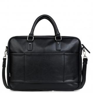 JASLEN Aktentasche Für Herren. Handtasche. Messenger Bar. Laptop 15. Arbeitstasche. Lässiges Design. Praktisch. Businesstasche. 305640 - Vorschau 3