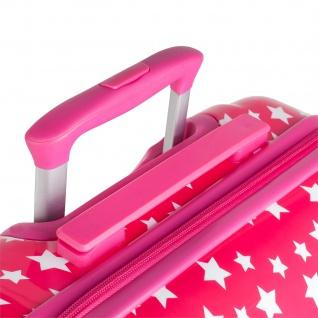 Itaca 2Er Hartschalen Kinder Kofferset Polycarbonat 4 Rollen Bedruckt Reisekoffer Klein- Und Mitllere Koffer 702400 - Vorschau 2