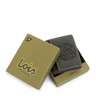 Lois Geldbörse Brieftasche Brieftasche Aus Leder Kartenhalter 12307 - Vorschau 3