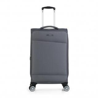 JASLEN Mittlerer Reisekoffer 67Cm EVA-Polyester Weich Robust Und Leicht Handgepäck 101060 - Vorschau 5