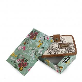 SKPAT Portmonnaie Für Damen Geldbeutel Brieftasche Geldtasche 301614 - Vorschau 3