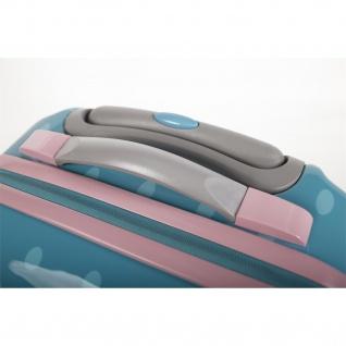 SKPAT 2Er Hartschalen Reisekoffer Set Bedrucktes Tupfen PC Reisegepäck 66400 - Vorschau 3