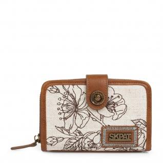 SKPAT Portmonnaie Für Damen Geldbeutel Brieftasche Geldtasche 301614 - Vorschau 4