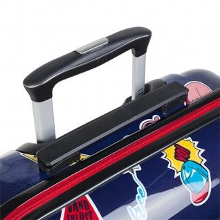 Itaca Kinderkoffer 4 Rollen Kabinengepäck Handgepäck Polycarbonat Reisekoffer Hartschale Koffer 702250 - Vorschau 2