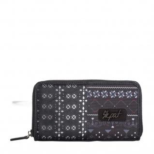 SKPAT Portmonnaie Für Damen Geldbeutel Brieftasche Geldtasche Portmonee 27601 - Vorschau 4