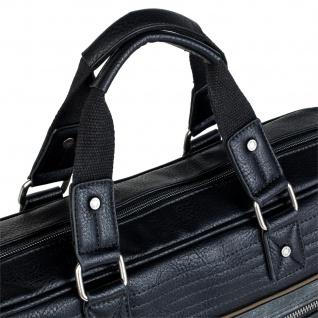 Lois Aktentasche Für Herren. Handtasche. Messenger Bar. Laptop 15. Arbeitstasche. Praktisch. Businesstasche. 305340 - Vorschau 2