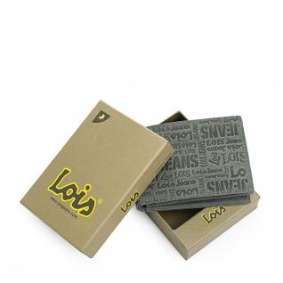 Lois Geldbörse Brieftasche Kartenhalter Aus Leder Brieftasche 11711 - Vorschau 3